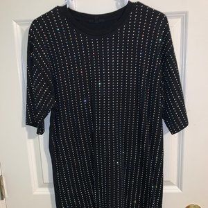 Black Topshop Dress (NEW)